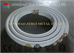 4m Insulated Copper Pair Coil